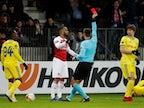 Arsenal team news: Injury, suspension list vs. BATE Borisov