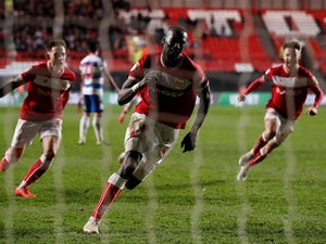 Diedhiou scores late penalty as Bristol City snatch victory