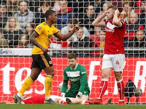 Wolves dig deep to eliminate in-form Bristol City