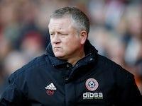 Sheffield United manager Chris Wilder on February 16, 2019