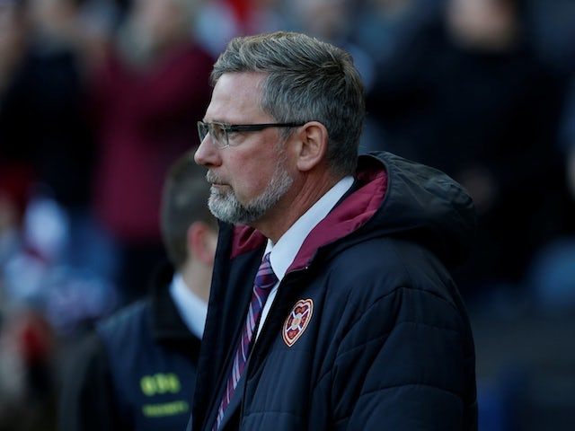 Bringing success to Hearts 'means more to me than anything' - Levein
