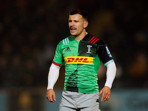 Ruthless Harlequins in seventh heaven against Worcester