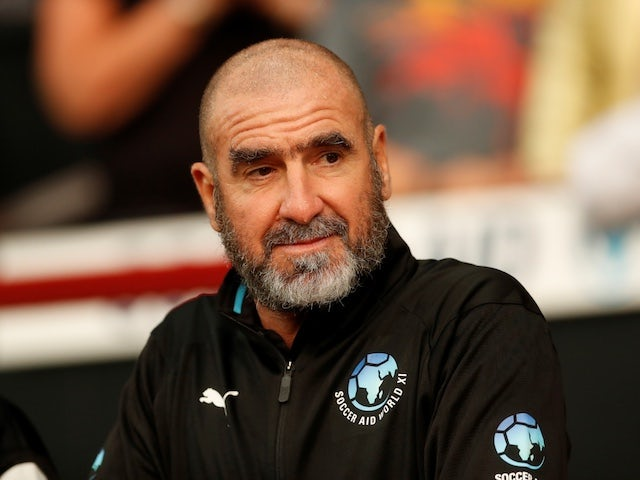 Cantona emerges as favourite for United role