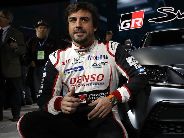 Alonso eyes 'winning car' for 2020 F1 return