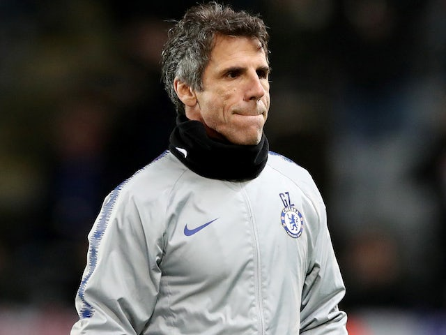 Sacked Zola disappointed with Chelsea treatment