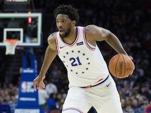 Joel Embiid inspires Philadelphia 76ers