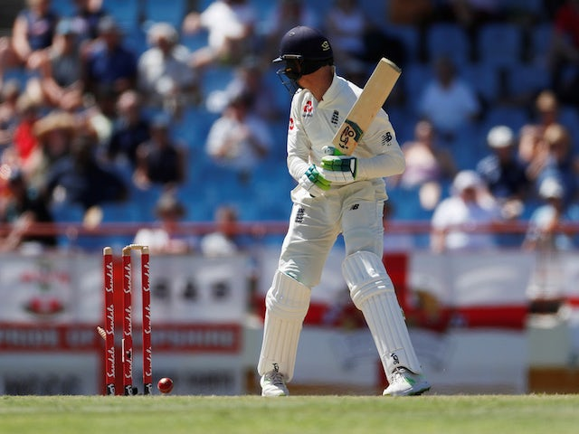 England stretch lead over West Indies despite early stutter