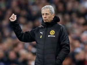 Dortmund boss Lucien Favre targets scalp of surprise leaders Gladbach