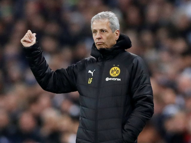 Lucien Favre bemoans Dortmund impatience after Union defeat