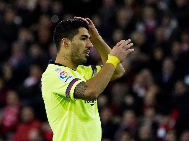 Luis Suarez sidelined until September
