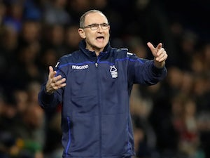 Martin O'Neill: Nottingham Forest were robbed of three points by referee