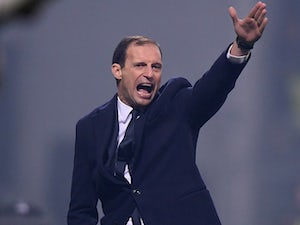 Massimiliano Allegri insists Juve are building up to Atletico Madrid showdown