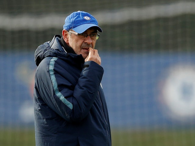 Maurizio Sarri looking for Chelsea to bounce back against Malmo