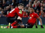 Anthony Martial, Jesse Lingard poised for quick returns from injury?