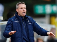 Millwall boss Neil Harris pictured on February 16, 2019