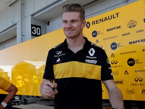 Renault fast but 'Red Bull faster' - Hulkenberg