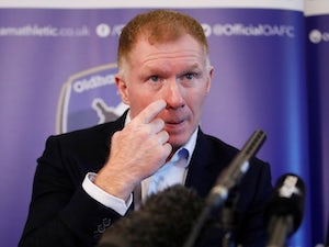 Paul Scholes takes over as Salford City boss on temporary basis