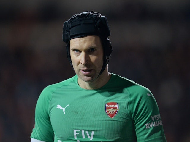 Petr Cech set for dream finale to glittering career