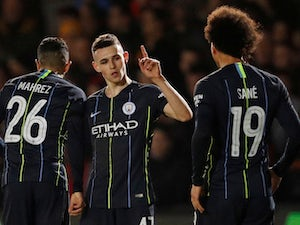 Foden stars as Man City end Newport run