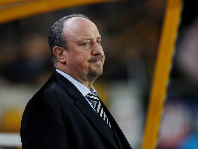 Benitez hints at Newcastle exit with desire to return to Champions League