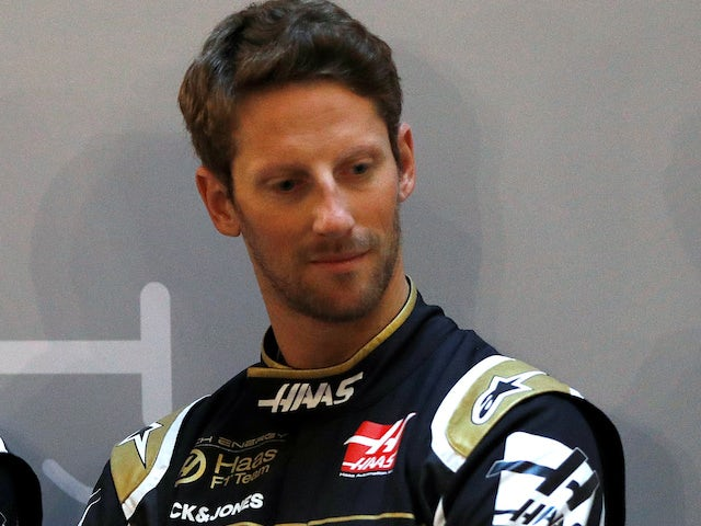 Grosjean scared off home intruders - wife