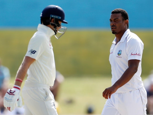 West Indies youngster Chemar Holder looking to learn from teammates' advice