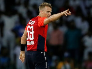 Tom Curran shrugs off threat of Jofra Archer's imminent availability