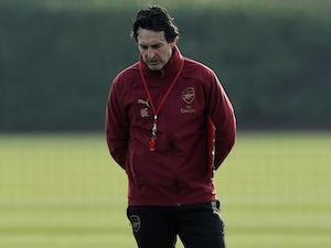 Arsenal injury, suspension list vs. Palace