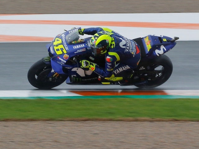 Valentino Rossi showing no signs of slowing down at 40 - Sports Mole 843f86d1257c