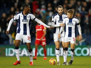 Rodriguez's controversial late penalty rescues point for West Brom