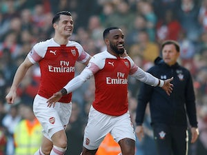 Arsenal too strong for Southampton