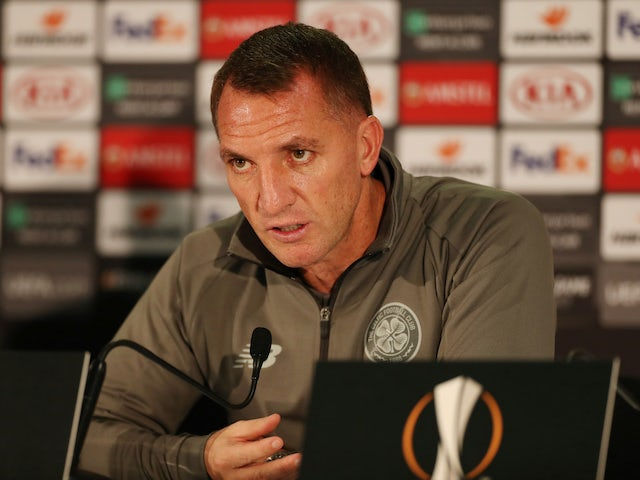 Celtic give Rodgers permission to speak to Leicester