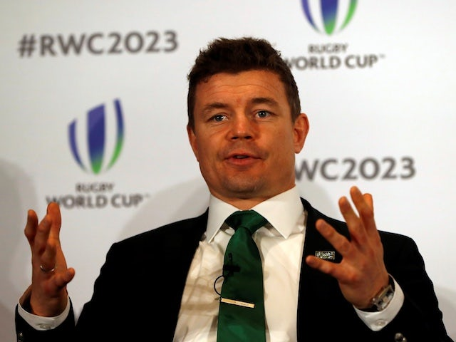 Brian O'Driscoll wary of Ireland's Rugby World Cup chances