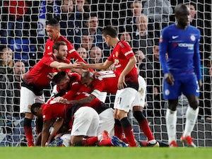 Live Commentary: Chelsea 0-2 Man Utd - as it happened