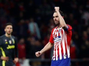 Uruguayan defensive duo earn Atletico Madrid a first-leg advantage