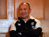 England's Eddie Jones pictured on February 21, 2019