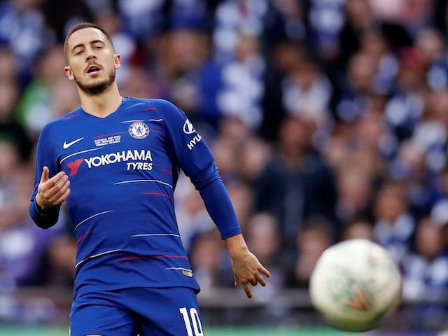 Report: Chelsea planning for Hazard exit