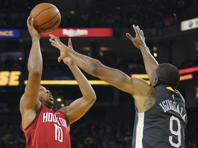 Result: Eric Gordon leads Houston Rockets past Golden State Warriors