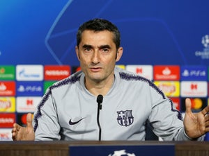 Ernesto Valverde hoping Barcelona do not come unstuck against Real Betis again