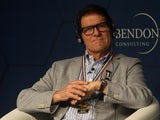 Fabio Capello pictured in in December 2017