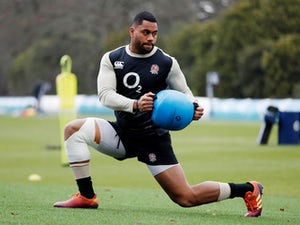 England have Joe Cokanasiga decision to make ahead of Wales showdown