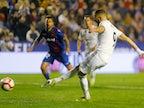 Real Madrid striker Karim Benzema's record vs. Barcelona