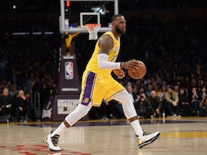 LeBron James and Los Angeles Lakers suffer another setback in play-off push