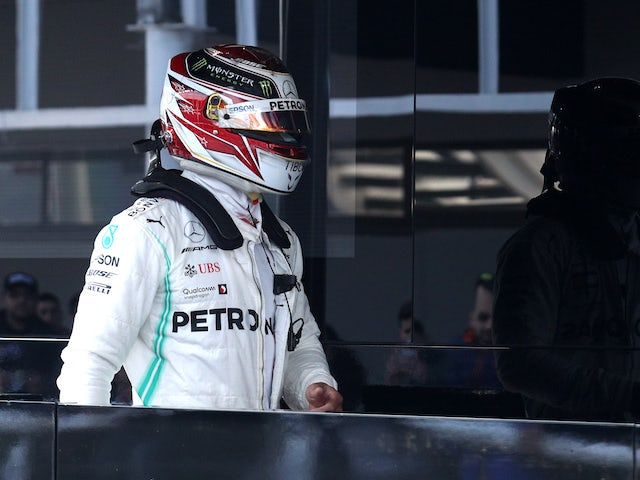 'If it ain't broke, don't fix it', says Lewis Hamilton of Valtteri Bottas pairing