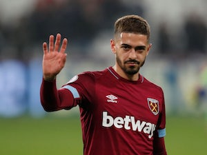 West Ham 'want new Manuel Lanzini deal'