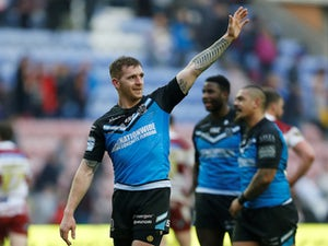 Marc Sneyd kicks golden point drop goal to end Hull's losing run