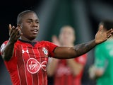 Michael Obafemi in action for Southampton on December 22, 2018