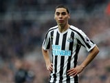 Newcastle United's Miguel Almiron pictured on February 23, 2019