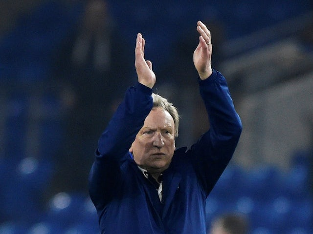 Warnock claims referee was upset over his decision not to give Cardiff a penalty