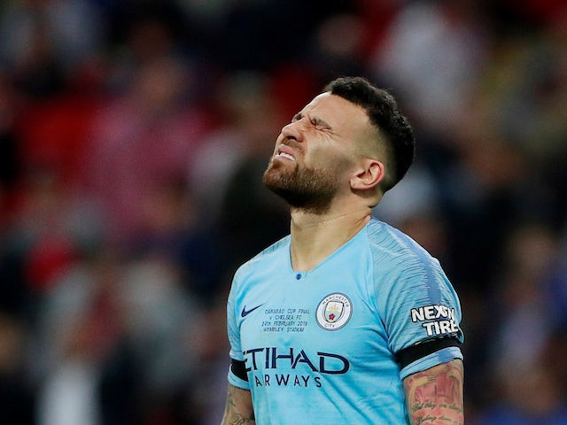 Otamendi a doubt for Man City game with Norwich?